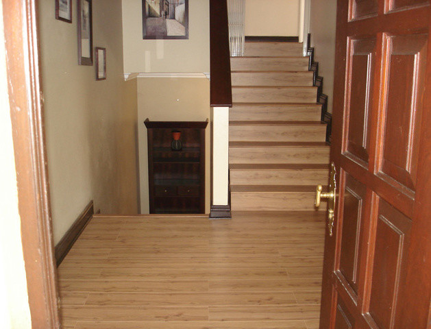 quick step laminate Staircase Traditional with Alloc laminate flooring Balterio laminate flooring laminate flooring laminate wood floors laminated