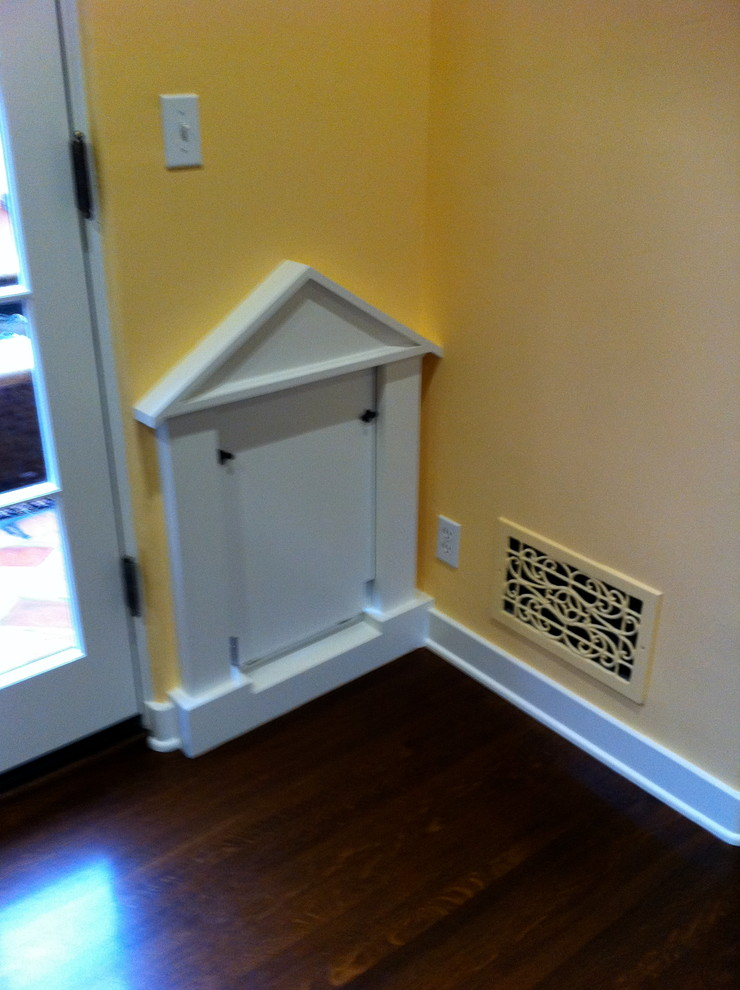 Ramps For Dogs Spaces Traditional With Dog Door