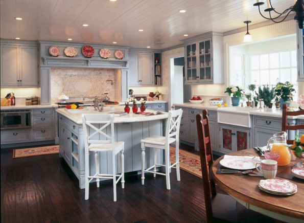 Rattan Chair Kitchen Traditional with Blue Kitchens Calcutta Gold Marble Connecticut Farmhouse Kitchen Country Custom Kitchens Mantel