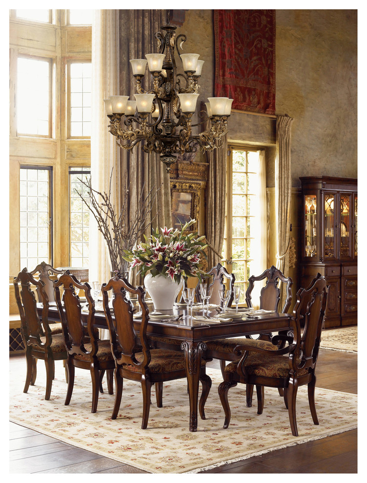 Rattan Chairs Dining Room Traditional with Elk Trump Home Collection Grand Dining Room Lighting Ornate Chandelier