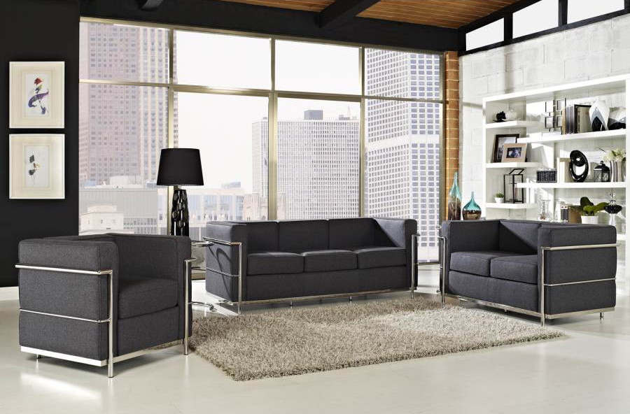 reclining loveseats Living Room Contemporary with chairs Living rooms Furniture loveseats sofas