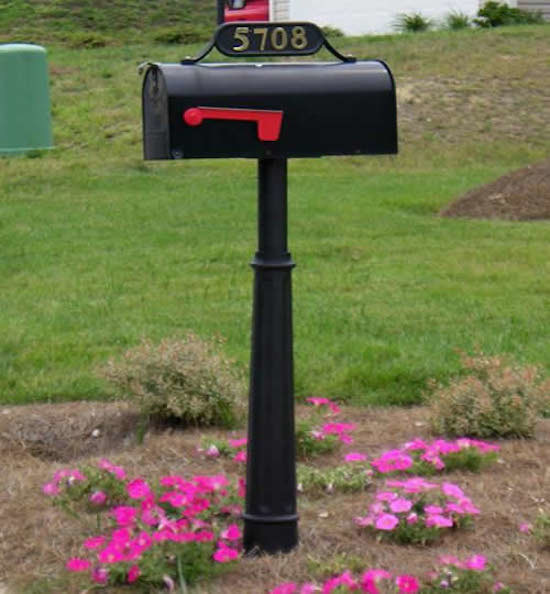 Residential Mailboxes Exterior with Black Mailboxes Decorative Mailboxes Mailboxes Residential Mailboxes Traditional Mailboxes 3