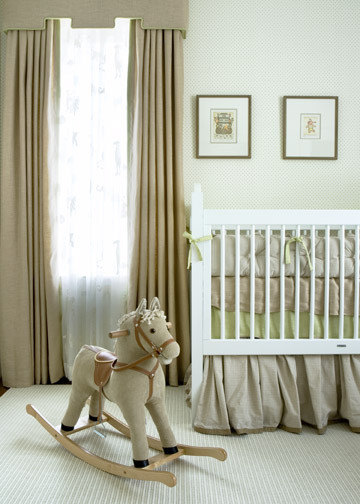 Rocking Horses Bedroom Traditional with None