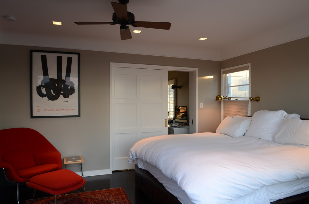 Rolling Duffle Bags Bedroom Contemporary with Home Office Pocket Door Study
