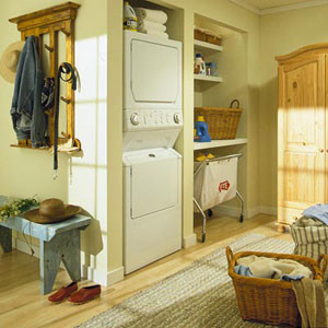 Rolling Laundry Cart Laundry Room Eclectic with Laundry Room Laundry Organize Space Stackable Washer and Dryer Stacked Washer And