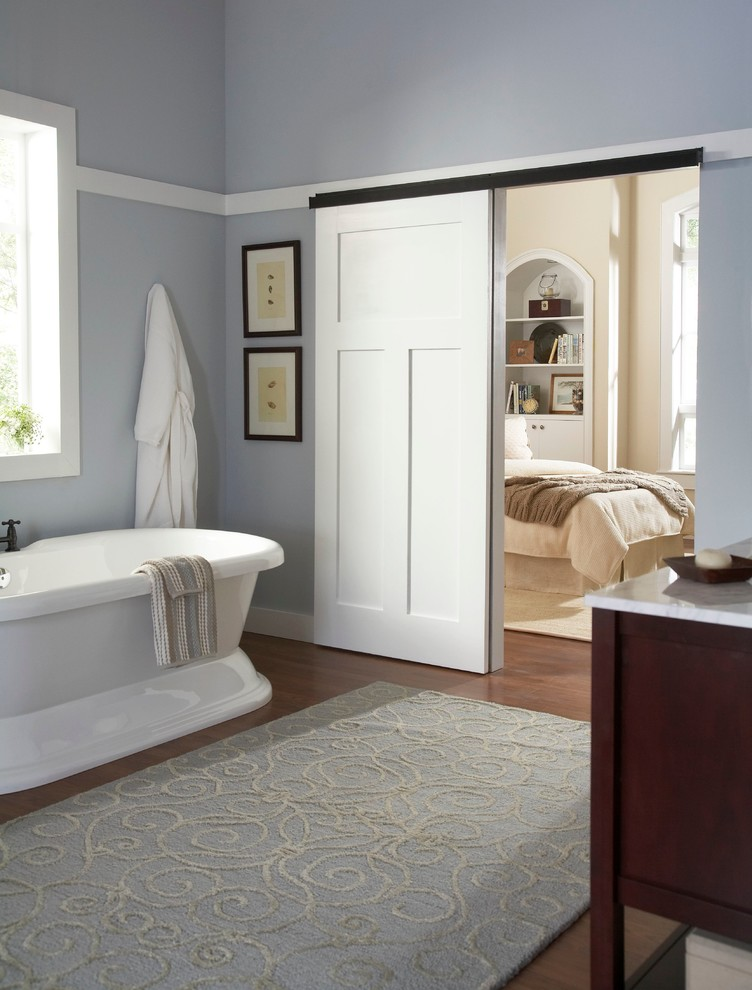 Ronbow Vanities Bathroom Contemporary with None