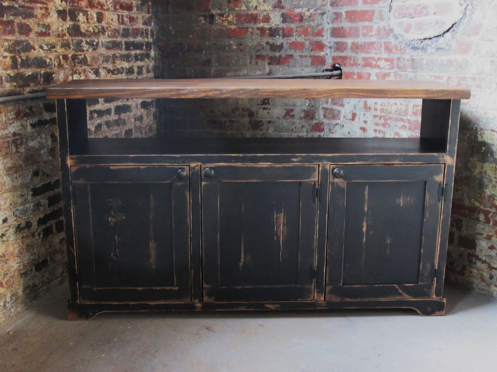 Rustic Media Console Spaces Rustic with Buffet Distressed Media Console Dvd Entry Way Entryway Media Cabinet Media Console