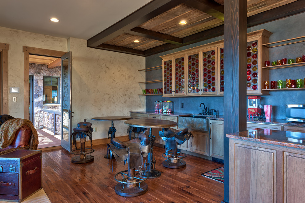 Saddle Bar Stools Basement Traditional with Bar Bar Seating Bar Stools Ceilings Cool Bar Ideas Custom Glass Interior