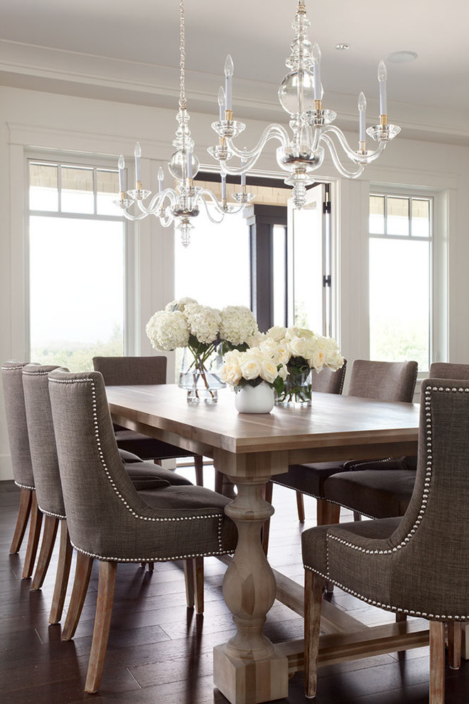 safavieh chairs Dining Room Contemporary with none