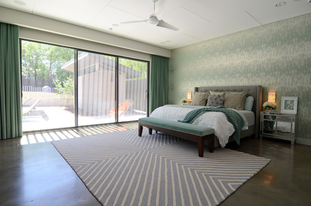 Safavieh Rugs Bedroom Contemporary with Bench Blue Built in Mint Modern New Leaf Platform Bed White Shelves