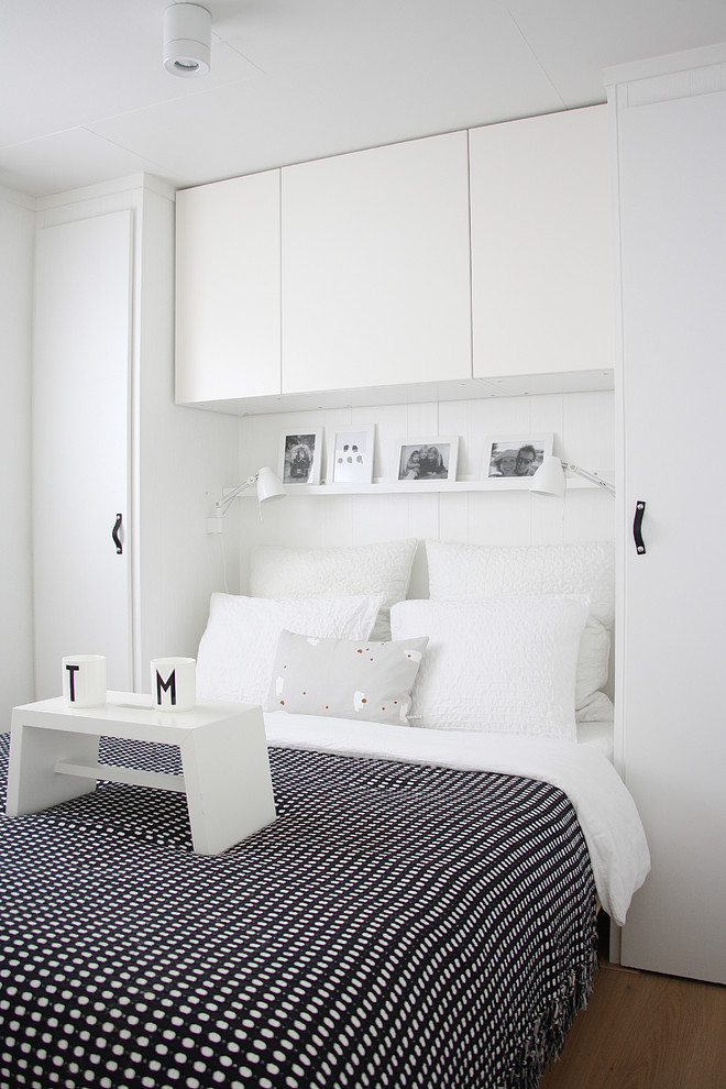 Sauder Storage Cabinet Bedroom Contemporary with Black and White Bedding Black and White Photography Built in Storage Coffee Mugs