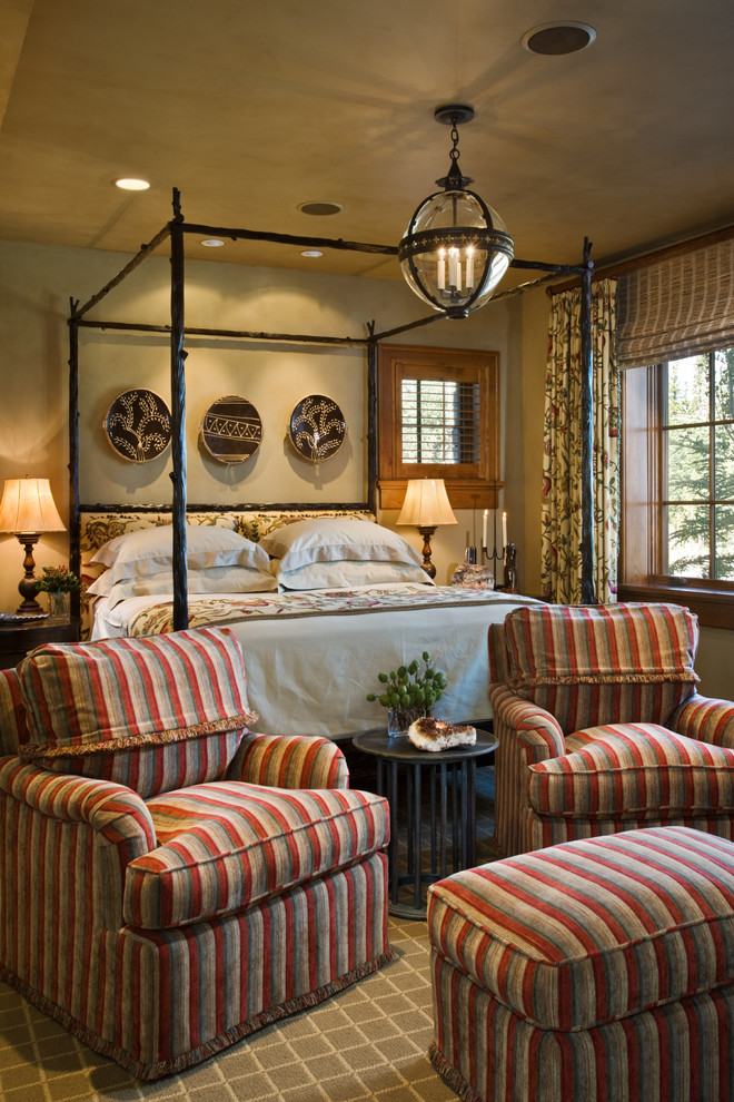 Savoy Lighting Bedroom Traditional with Anaheim Armchair Bed Bedroom Cabin Carpet Ceiling Light Corona Del Mar Coto