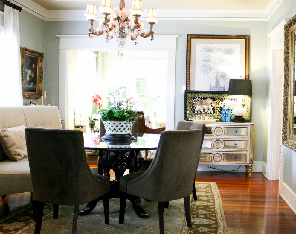 Settee Bench Dining Room Transitional with My Houzz