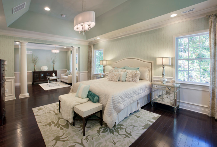 Shaw Hardwood Bedroom Contemporary with None