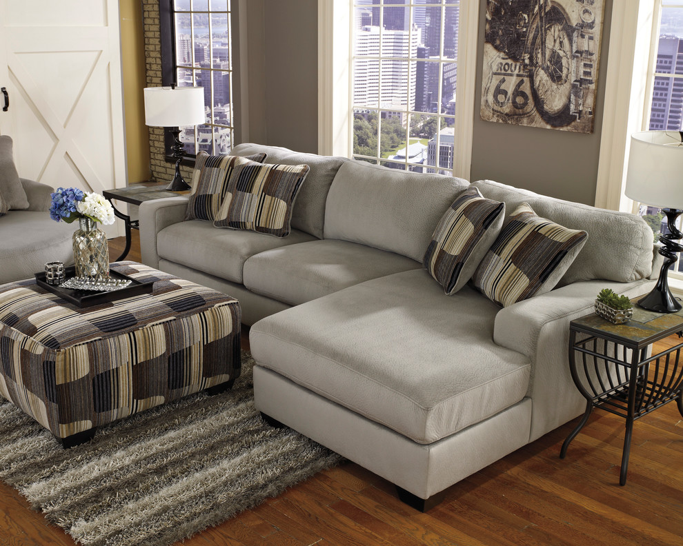Sleeper Sectionals Living Room Modern with Fold Out Mattress Hide a Bed Living Room Living Space Modular Sectional Seating Area