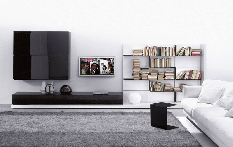 Small Leather Recliners Living Room Contemporary with Contemporary Sideboard Contemporary Living Room Contemporary Wall System European Furniture Italian Furniture