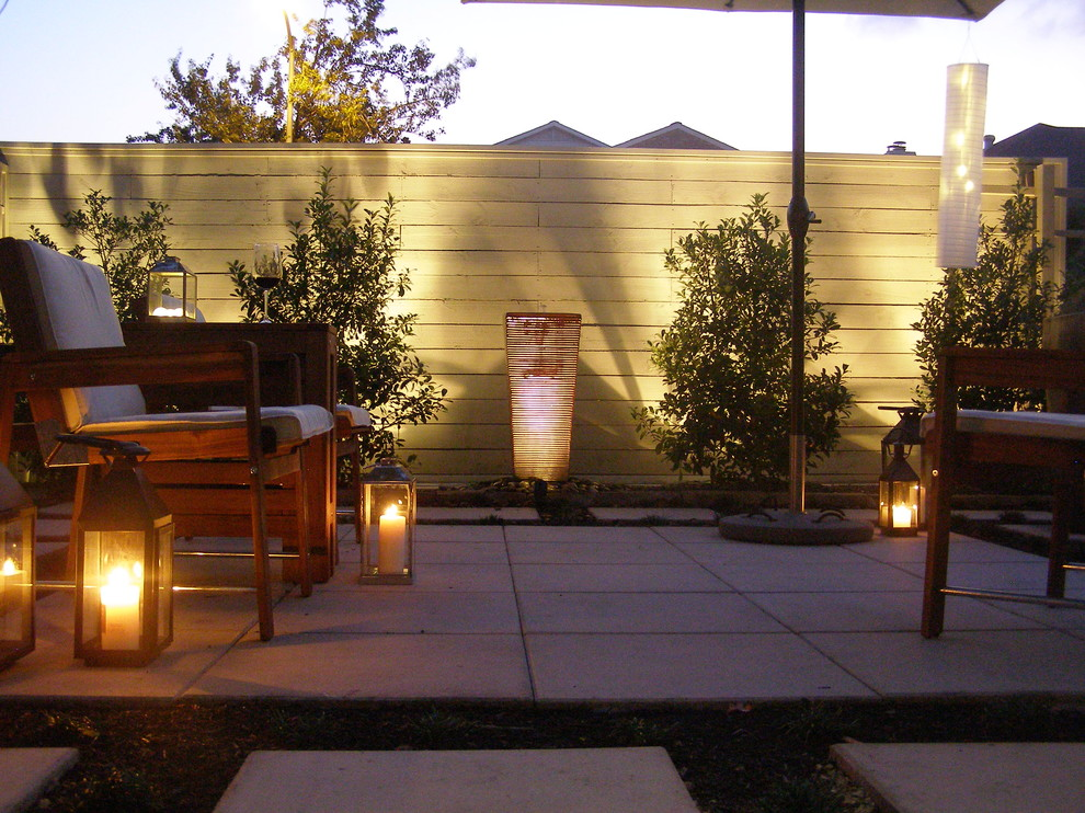 Solar Lanterns Patio Contemporary with Candle Candle Holder Cement Concrete Fence Houston Contemporary Lantern Outdoor Furniture Outdoor