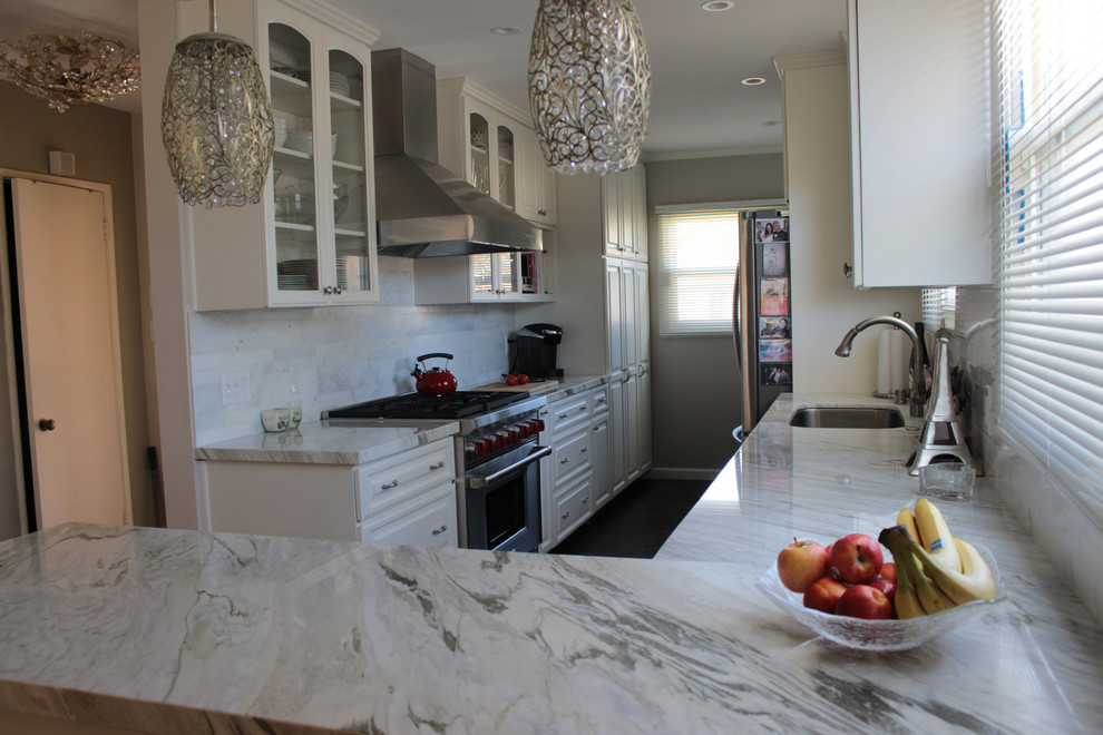 Somerset Flooring Kitchen Traditional with Kitchen Marble Modern Traditional White