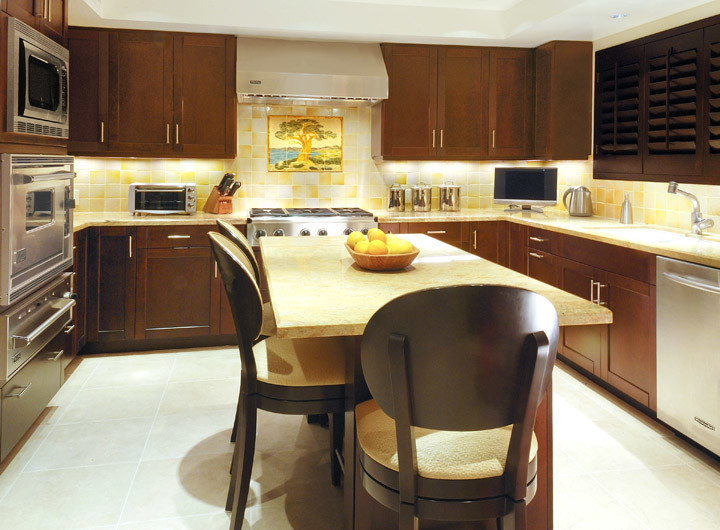 Spice Containers Kitchen Transitional with None