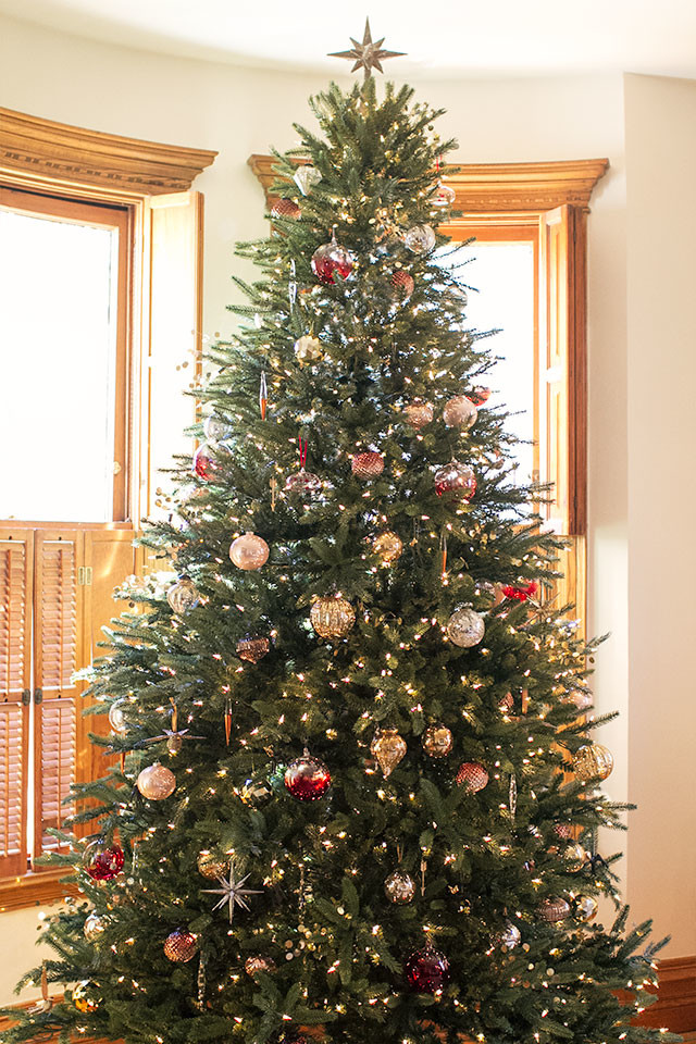 star tree topper Spaces Traditional with artificial Christmas trees artificial trees Christmas Tree Designs decorated artificial christmas trees