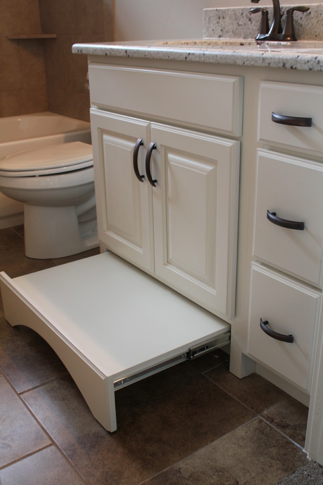Step Stool for Kids Bathroom Craftsman with None