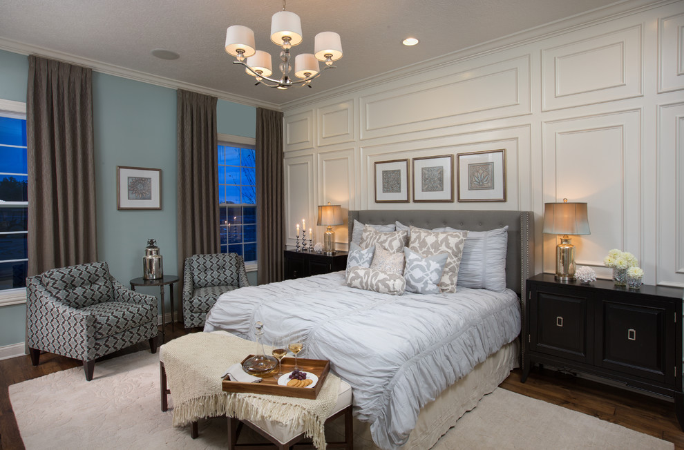Stylecraft Lamps Bedroom Transitional with Bedroom Seating Bench Blue Blue Wall Chandelier Shades Fresh Guest Bedroom Guest