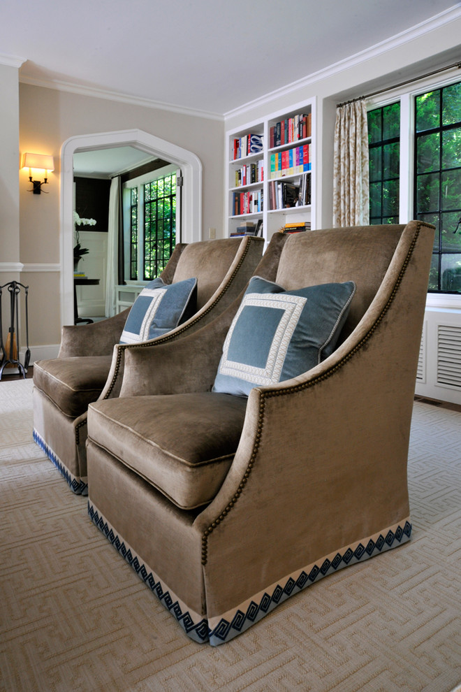 Swivel Glider Living Room Contemporary with None