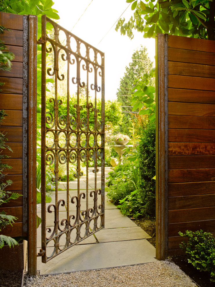 Tall Dog Gates Patio Contemporary with Categorypatiostylecontemporarylocationseattle