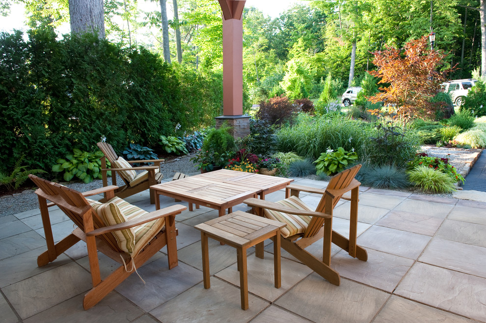 Teak Outdoor Furniture Patio Contemporary with Mass Planting Outdoor Chairs Outdoor Furniture Patio Furniture Patio Pavers Shrubs Sitting