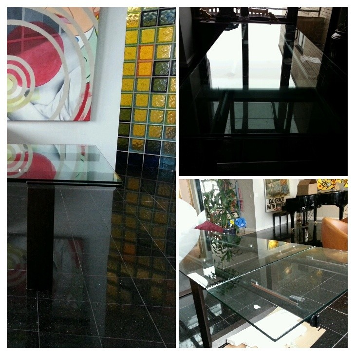 Tempered Glass Table Top Spaces Modern with Brooklyn Glass Table Top Nyc Glass Table Tops New York Manhattan Glass