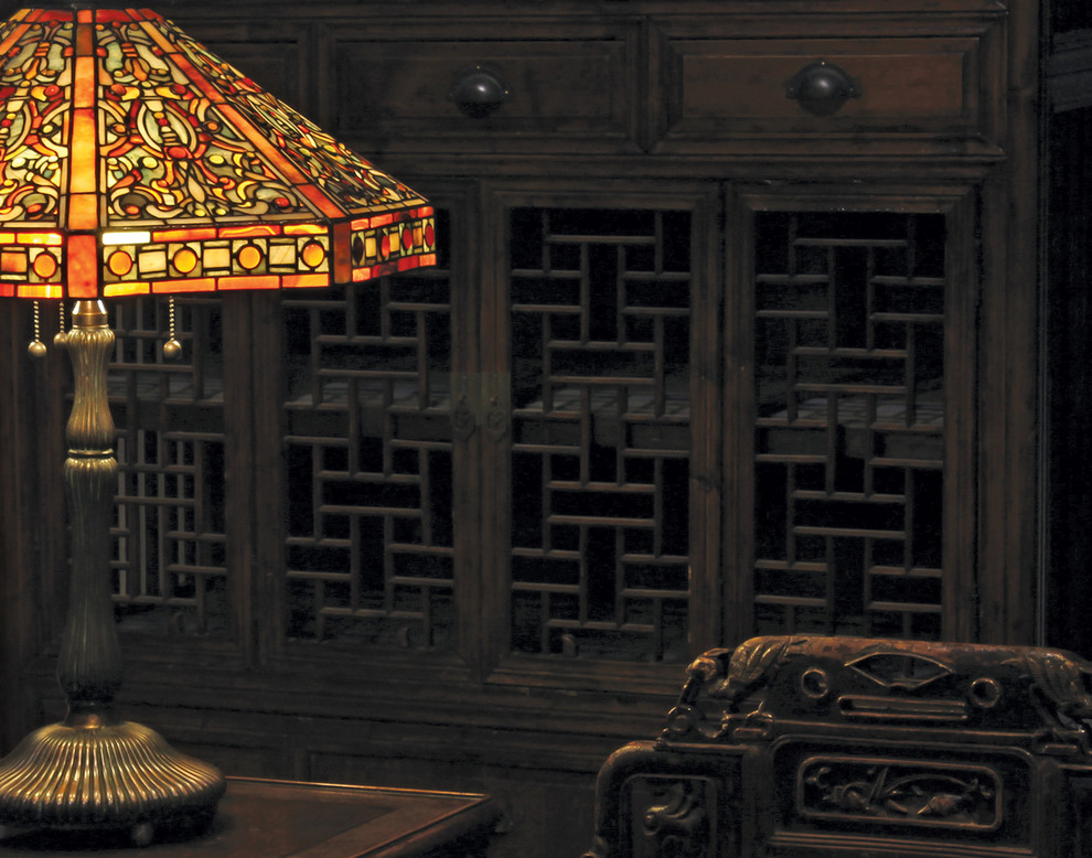tiffany table lamps Living Room Traditional with antique furniture Collectible Lamps Fine Art Lamps Gemstone Lamps Table Lamps Elizabethan