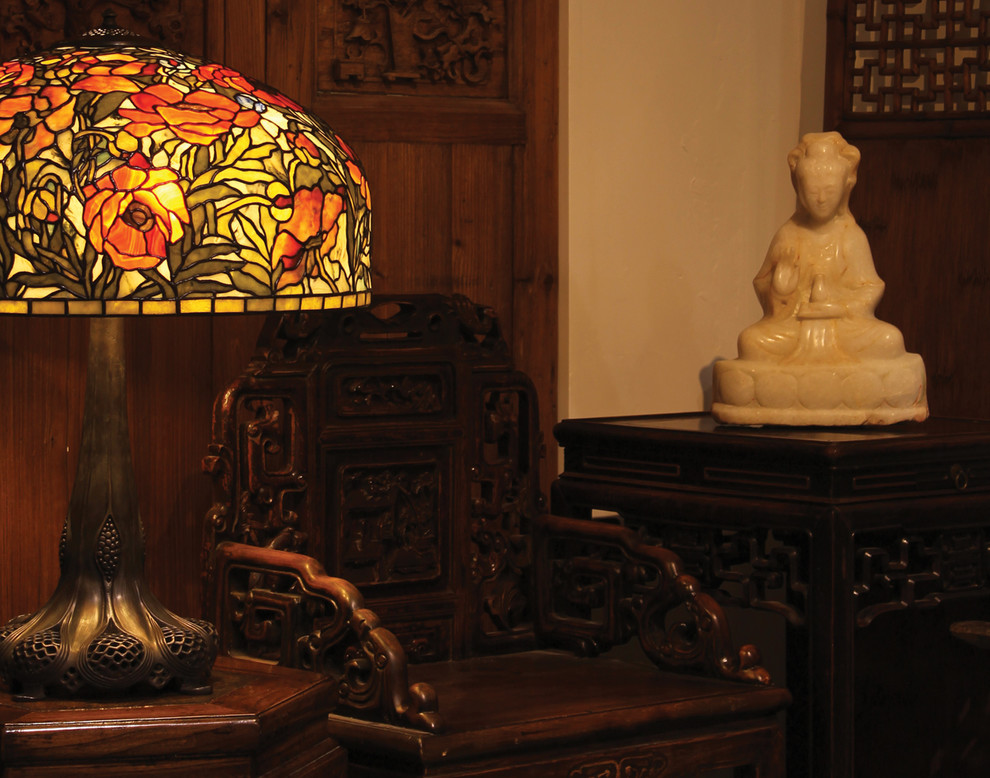 Tiffany Table Lamps Living Room Traditional with Antique Furniture Collectible Lamps Fine Art Lamps Gemstone Lamps Table Lamps Poppies5