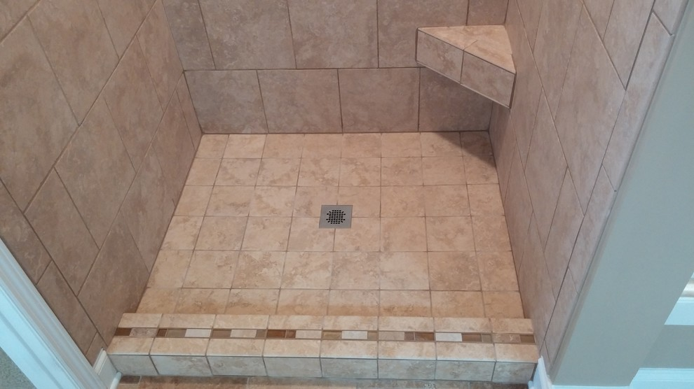 Ceramic Tile Shower Floor Pans Carpet Vidalondon
