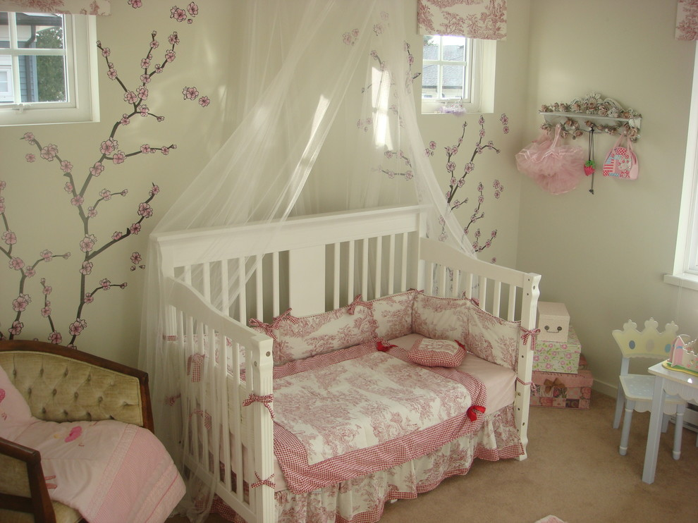 Toile Bedding Kids Eclectic with Bedroom Bedskirt Canopy Bed Day Bed Dust Ruffle Pink Bedroom Pink Flowers