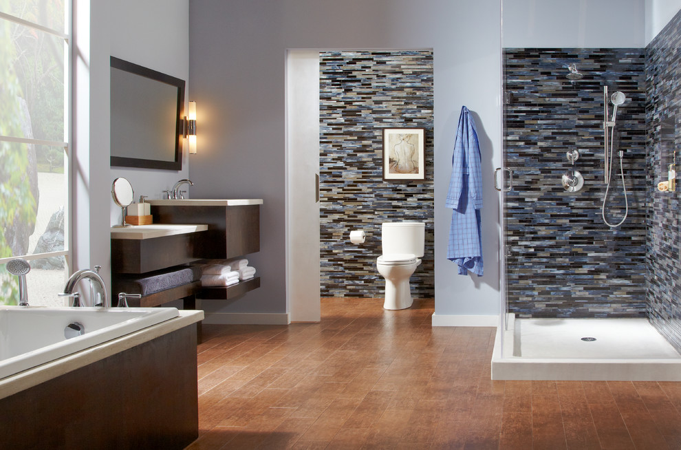 toto drake ii Bathroom Contemporary with none