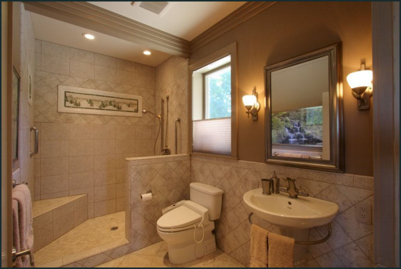 Awesome Toilet Bench Photos - Shower Room Ideas - bidvideos.us
