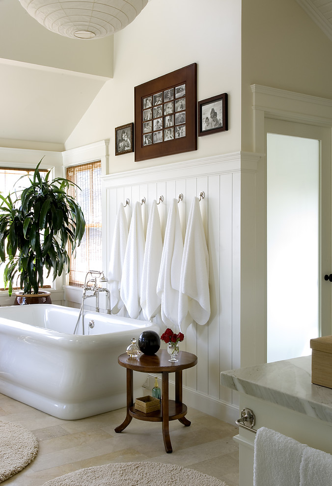 Towel Hook Bathroom Eclectic with Categorybathroomstyleeclecticlocationlos Angeles