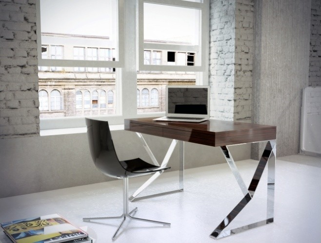 Trestle Desk Home Office Contemporary with Home Office Desks Houston Desks Modloft Office Desks Rove Concepts