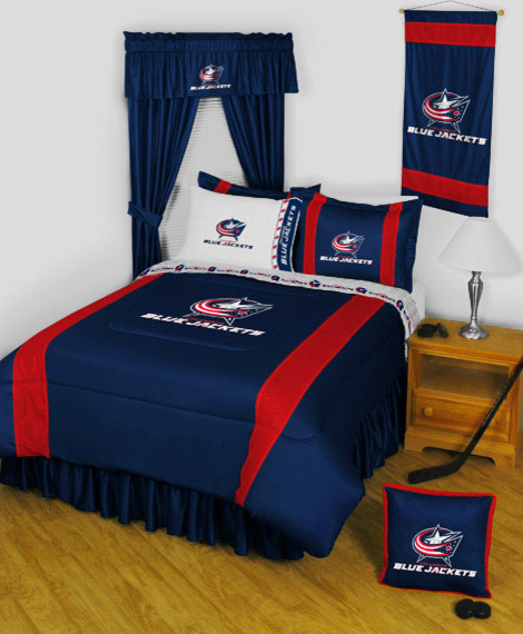 Twin Bed Comforters Bedroom Traditional with Blue Jacket Sheets Blue Jackets Bedding Accessories Blue Jackets Bedroom Blue Jackets