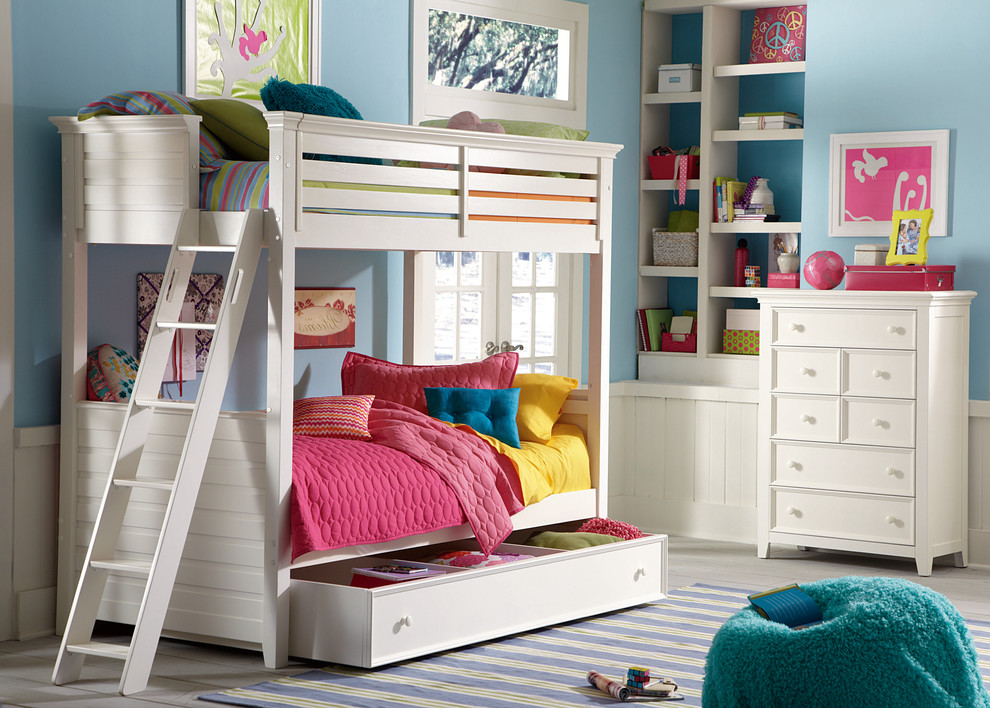 Twin Bed with Trundle Spaces with Girls Room Girls Bedroom Twin Over Twin Bunk Bed with Trundle Twin