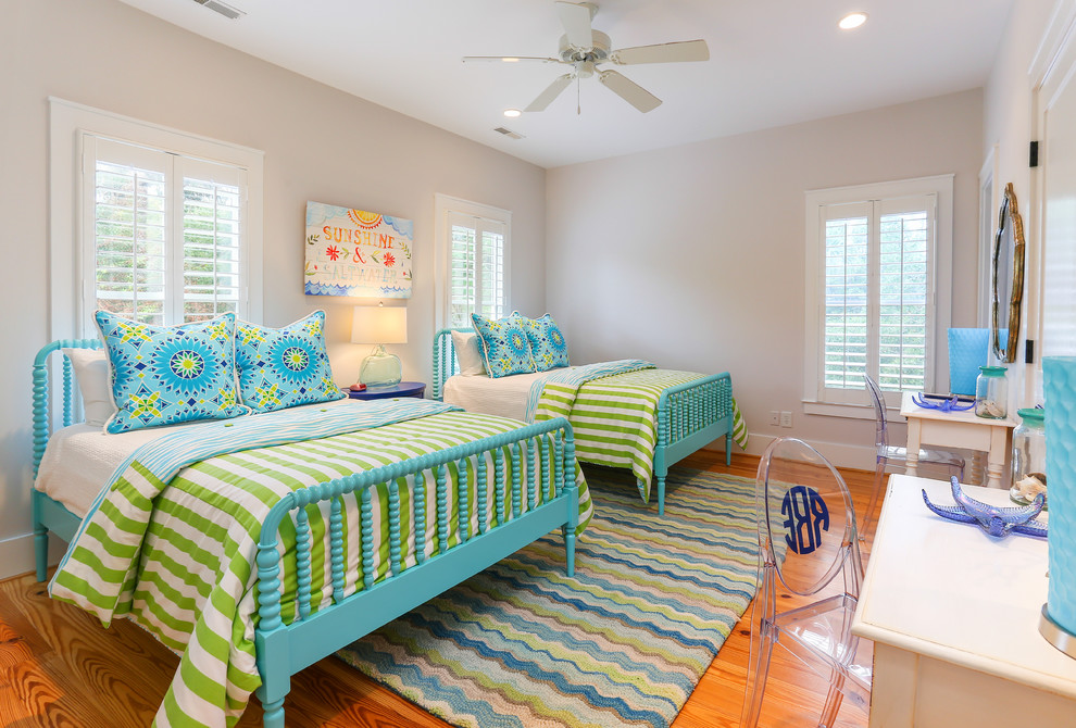 Twin Bedspreads Bedroom Beach with Acrylic Side Chair Beach Bedroom Bedroom Desk Beige Plantation Shutters Beige Wall