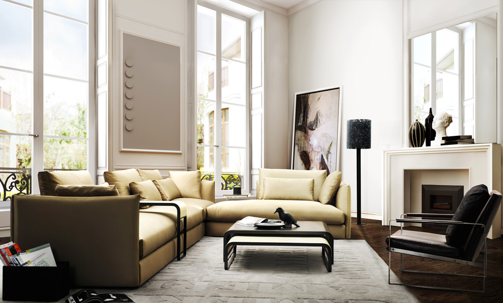 Twin Blow Up Mattress Living Room Transitional with Big Sectional Sofa Brown Coffee Table Camerich Camerichla Chair Coffee Table Comfortable
