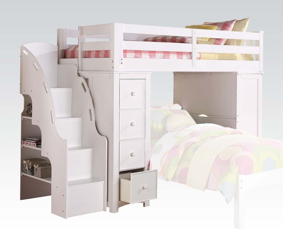 Twin Loft Beds Kids Contemporary with Loft Bed Loft Bed with Stairway Twin White Loft Bed Twin White