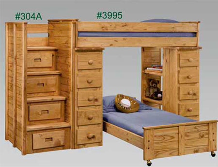 Twin Loft Beds Spaces Craftsman with Adult Loft Bed Bed Loft Children Loft Bed Extra Long Loft Bed