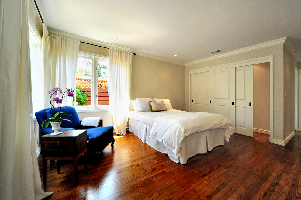 Twin Platform Bed Frame Bedroom Transitional with None