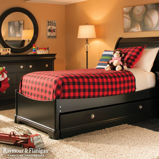 Twin Trundle Bed Bedroom Traditional with Bedroom Kids