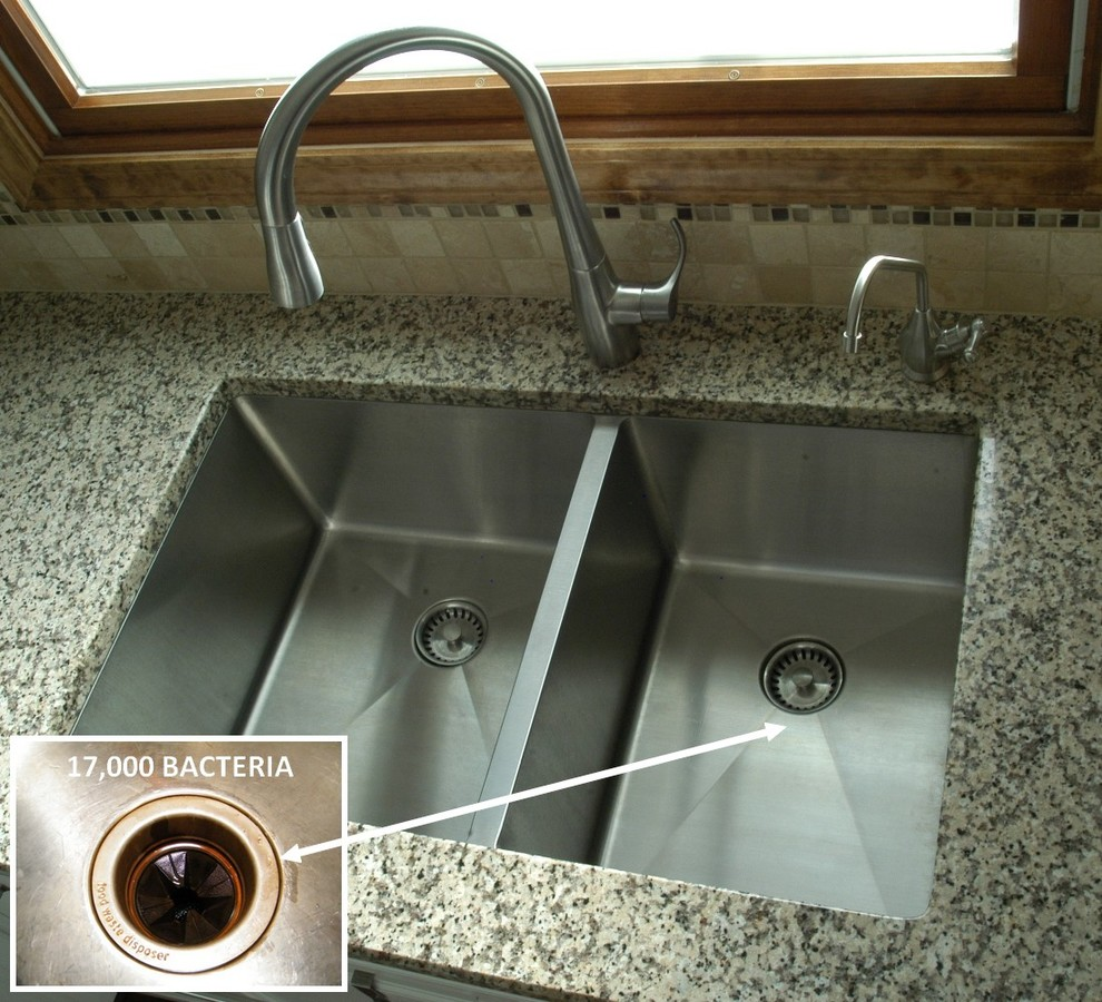 undermount kitchen sink Spaces Traditional with custom stainless steel kitchen sink custom undermount kitchen sink double bowl undermount