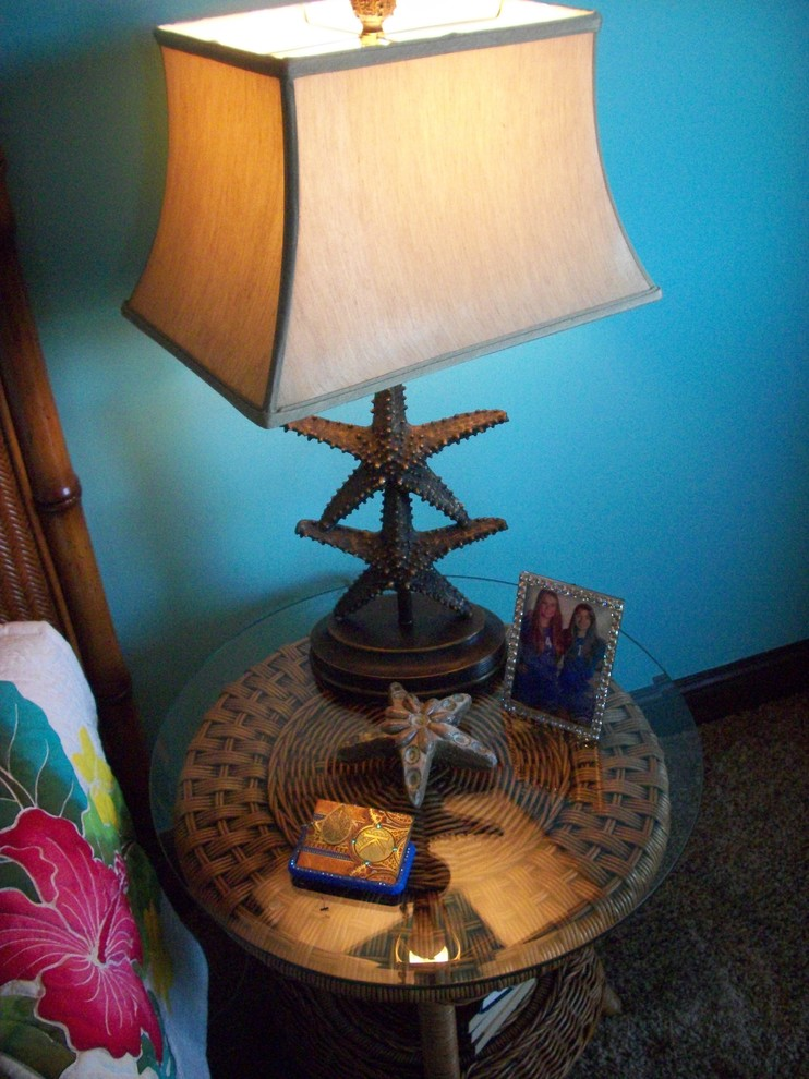 Uttermost Com Bedroom Tropical with None