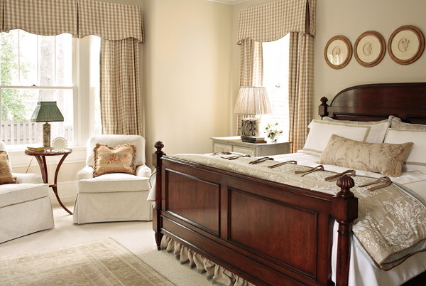 Valances for Living Room Bedroom Traditional with None