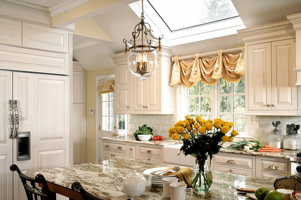 Valances Window Treatments Kitchen Traditional with Apron Front Sink Asid Asid Award Winning Designer Bell Lantern Bernardsville Breakfast